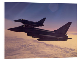 Timm Ziegenthaler - German Eurofighter Typhoons