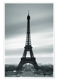 Premium poster Eiffel Tower, Paris