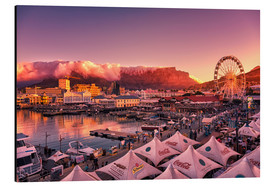 Alu-Dibond  Victoria & Alfred Waterfront, Cape Town, South Africa - Stefan Becker