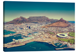 Canvas print  Cape Town, South Africa - Stefan Becker