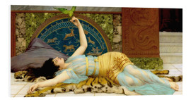 Forex  The sweet idleness (Dolce Far Niente) - John William Godward