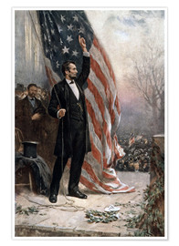 Poster  Abraham Lincoln
