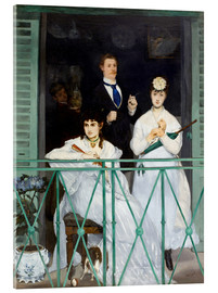 Edouard Manet - The Balcony