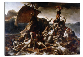 Alu-Dibond  Raft of the Medusa - Theodore Gericault
