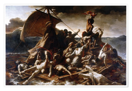 Poster Raft of the Medusa