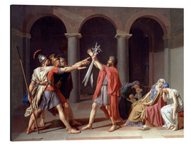 Jacques-Louis David - Oath of the Horatii