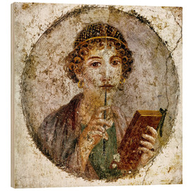 Wood  Portrait of Sappho
