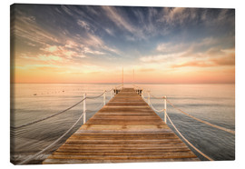 Canvas print  Steg 04 - Markus Will