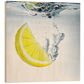 Wood  lemon splash - Silvio Schoisswohl