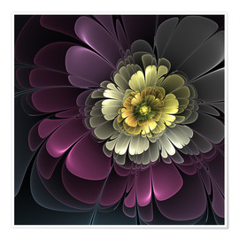 gabiw Art - Fractal Floral Beauty