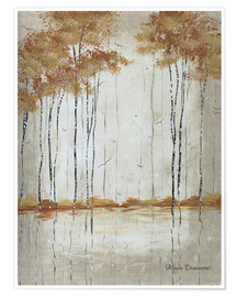 Premium poster  Mystified Dreams II - Megan Duncanson