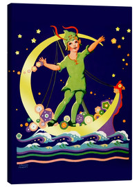 Canvas print  Peter Pan