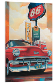 Forex  Route 66 Cafe - Georg Huber