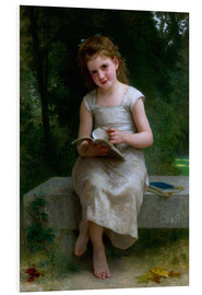 Forex  The Reader - William Adolphe Bouguereau