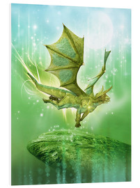 Foam board print  Dragonheart - Dolphins DreamDesign