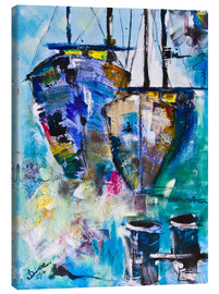 Diana Linsse - coloured Boats