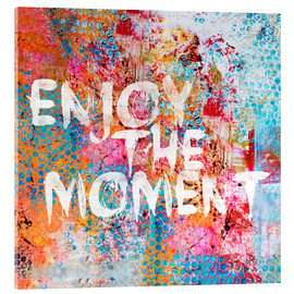 Acrylic print  Enjoy the moment II - Andrea Haase