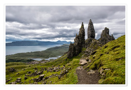 Walter Quirtmair - Old Man of Storr, Isle of Skye, Scotland