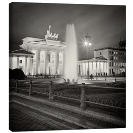 Alexander Voss - Berlin - Brandenburg Gate (Analogue Photography)