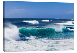 Canvas print  Waves, Fuerteventura - Markus Lange