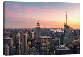 Canvas print  NEW YORK CITY 17 - Tom Uhlenberg