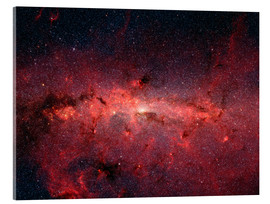 Stocktrek Images - The center of the Milky Way
