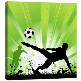 Canvas print  Football Players - TAlex