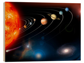 Stocktrek Images - Our Solar System