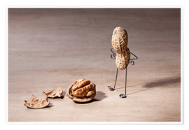 Premium poster  Simple Things - Lost Brain - Nailia Schwarz