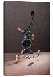 Canvas print  Simple Things - Meat Grinder - Nailia Schwarz