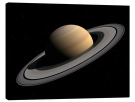 Canvas print  Saturn - Walter Myers