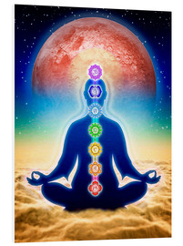 Forex  In Meditation With Chakras - Red Moon Edition - Dirk Czarnota