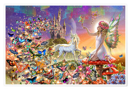 Poster  Fairyland - Adrian Chesterman