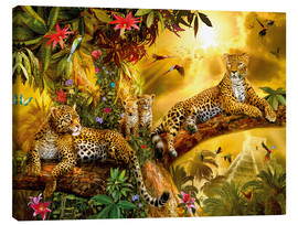 Jan Patrik Krasny - Jungle Jaguars