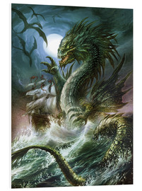 Forex  The sea serpent - Dragon Chronicles