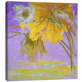 Canvas print  Blooming - Ailian Price