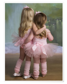 Premium poster Tiny Dancer Girls