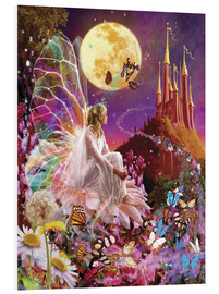 Foam board print  Fairy dreams - Garry Walton