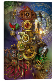 Canvas print  Its all About Time - Ciro Marchetti