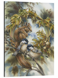 Alu-Dibond  Some of my best friends - Jody Bergsma