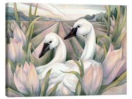 Canvas print  I have found the one - Jody Bergsma