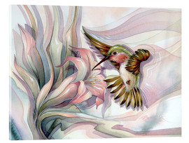 Acrylic print  Spread your wings - Jody Bergsma