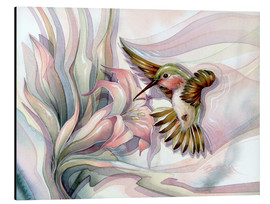 Aluminium print  Spread your wings - Jody Bergsma