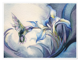 Premium poster  Look for the magic - Jody Bergsma