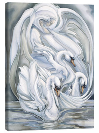 Canvas print  Spirit of grace - Jody Bergsma