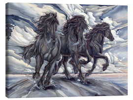 Canvas print  The power of purpose - Jody Bergsma