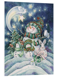 Foam board print  Everything Comes Alive - Jody Bergsma