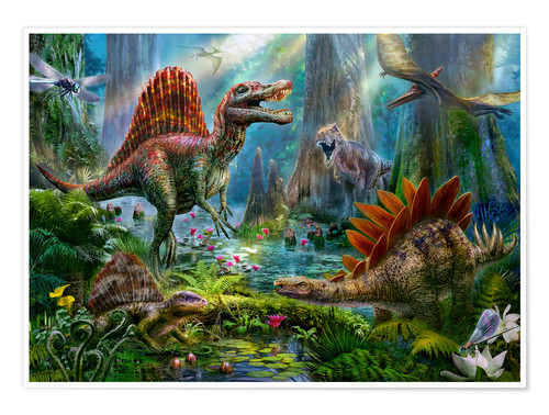 Poster The Dino meeting
