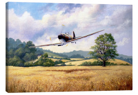 Canvas print  British Supermarine Spitfire MK1 - Rob Johnson