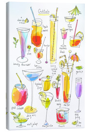 Canvas  Cocktails - Maxwell